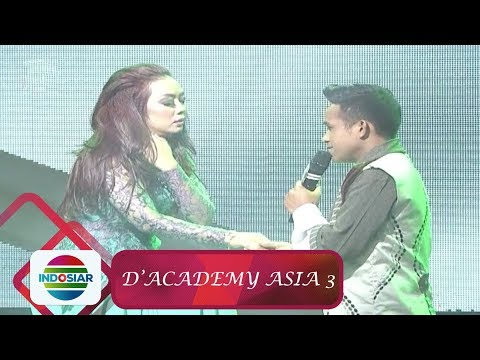 Nyanyian Spesial Fildan untuk Soimah di D'Academy Asia Top 15 - DAA 3
