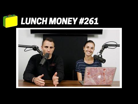 Lunch Money #261: Jobs, Apple, Digital Bank, Relativity Space, Texas Mom, & BIG NEWS!