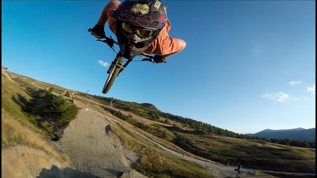 GoPro Moment with Nicholi Rogatkin at Suzuki Nine Knights MTB 2015