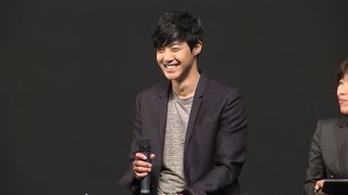 [2017.06.06] Kim Hyun Joong nicovideo Live ~ Interview + Talk + Media Photo Session thumbnail