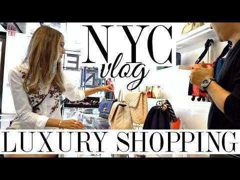 COME SHOPPING WITH ME IN NEW YORK CITY! | Shea Whitney