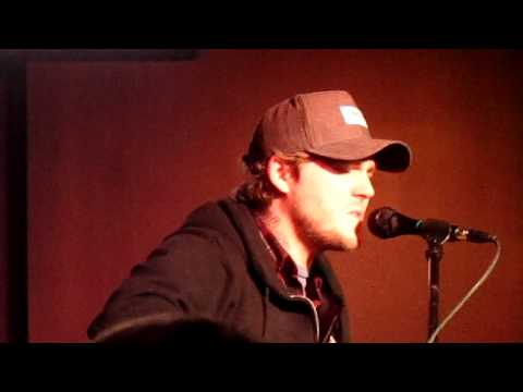 """Brian Fallon (Gaslight Anthem) """"High Lonesome"""" 12/1/11 Live Acoustic"""