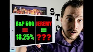 My Rate Of Return Vs S&P 500 Fully Disclosed. How Will I Do In A Stock Market Crash?