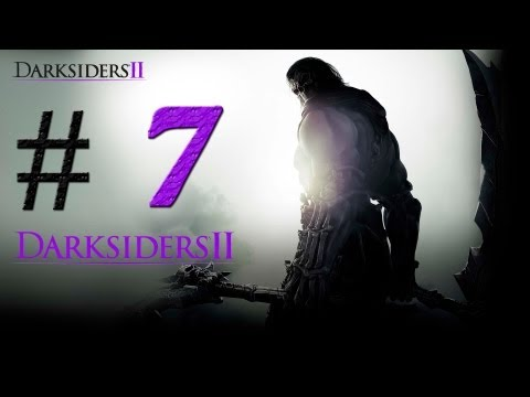 DarkSiders II Walkthrough - Darksiders 2 Walkthrough Español Parte 7 | Fortagua Completada | Guia Let's Play PC/PS3/XBOX360
