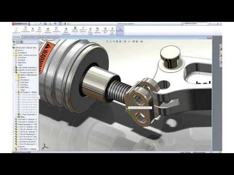 First Look at SolidWorks 3D CAD Software