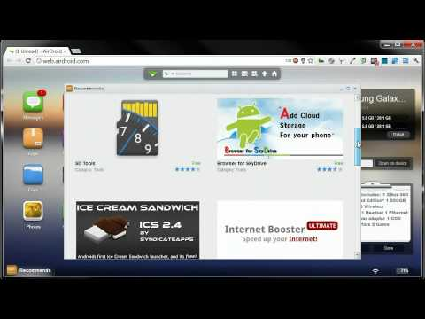 How to use AirDroid on Android
