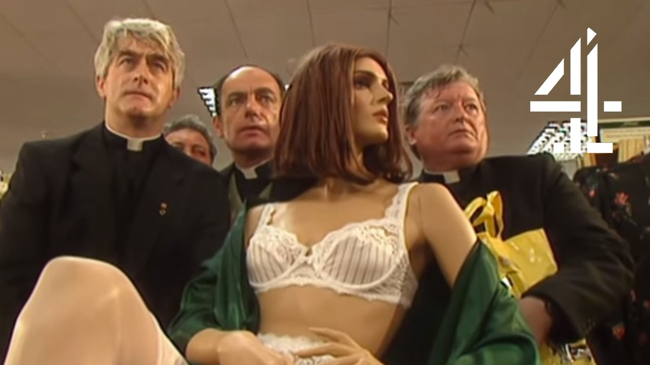 the wrong department father ted youtube