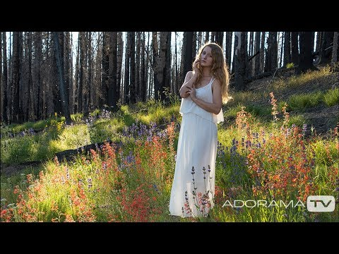 Shooting Backlit Portrait in Forest: You Keep Shooting with Bryan Peterson