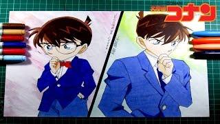 [Detective Conan] Drawing Edogawa Conan/Shinichi Kudo HD 1080p