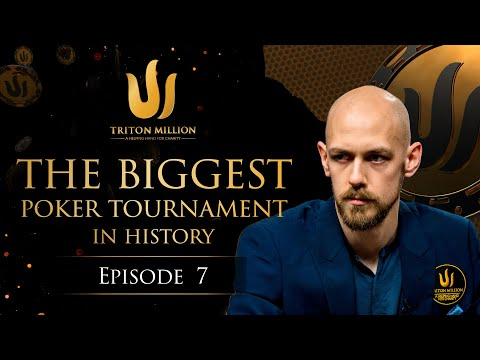Triton Million Ep 7 - A Helping Hand for Charity Poker Tournament