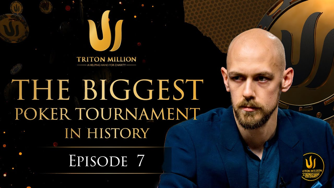 Download Triton Million Ep 7 - A Helping Hand for Charity Poker Tournament