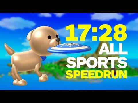 Wii Sports Resort: Impressive