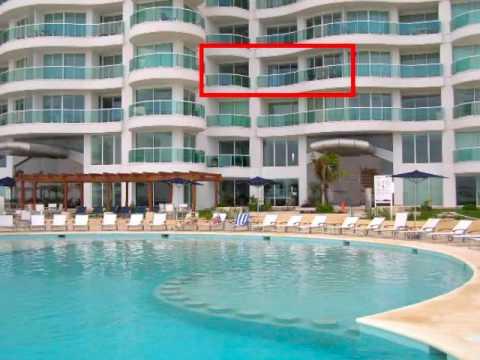 Cancun Condo Rental Bay View Grand