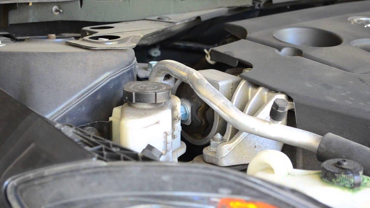 2008 nissan altima vibration, motor mounts shot at 55k miles - youtube
