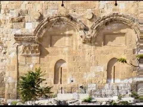 Israel Prophecies - The Golden Gate or Eastern Gate