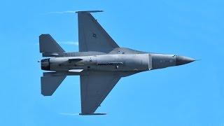 Viper F-16 Evasive Shark