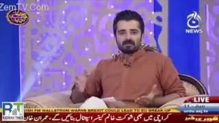 Pakistani Actor Hamza Ali Abbasi questions Paksitan's anti-Ahmadiyya Laws