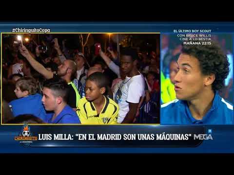 """Luis Milla, jugador del Fuenlabrada: """"Me tira más del Barça pero no soy de corazón"""""""