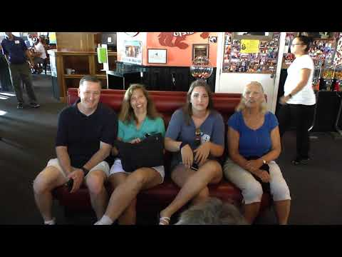 2017 Family Vacation in St. Pete Florida