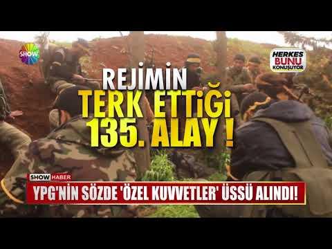 YPG'nin sözde 'Özel
