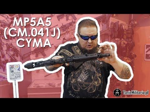 MP5A5 (CM.041J) CYMA - TANIEMILITARIA.PL