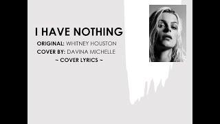 I have nothing - whitney houston(cover ...
