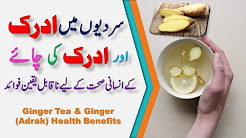 Best Tips For Healthy Life | Ginger Tea Best For Children
