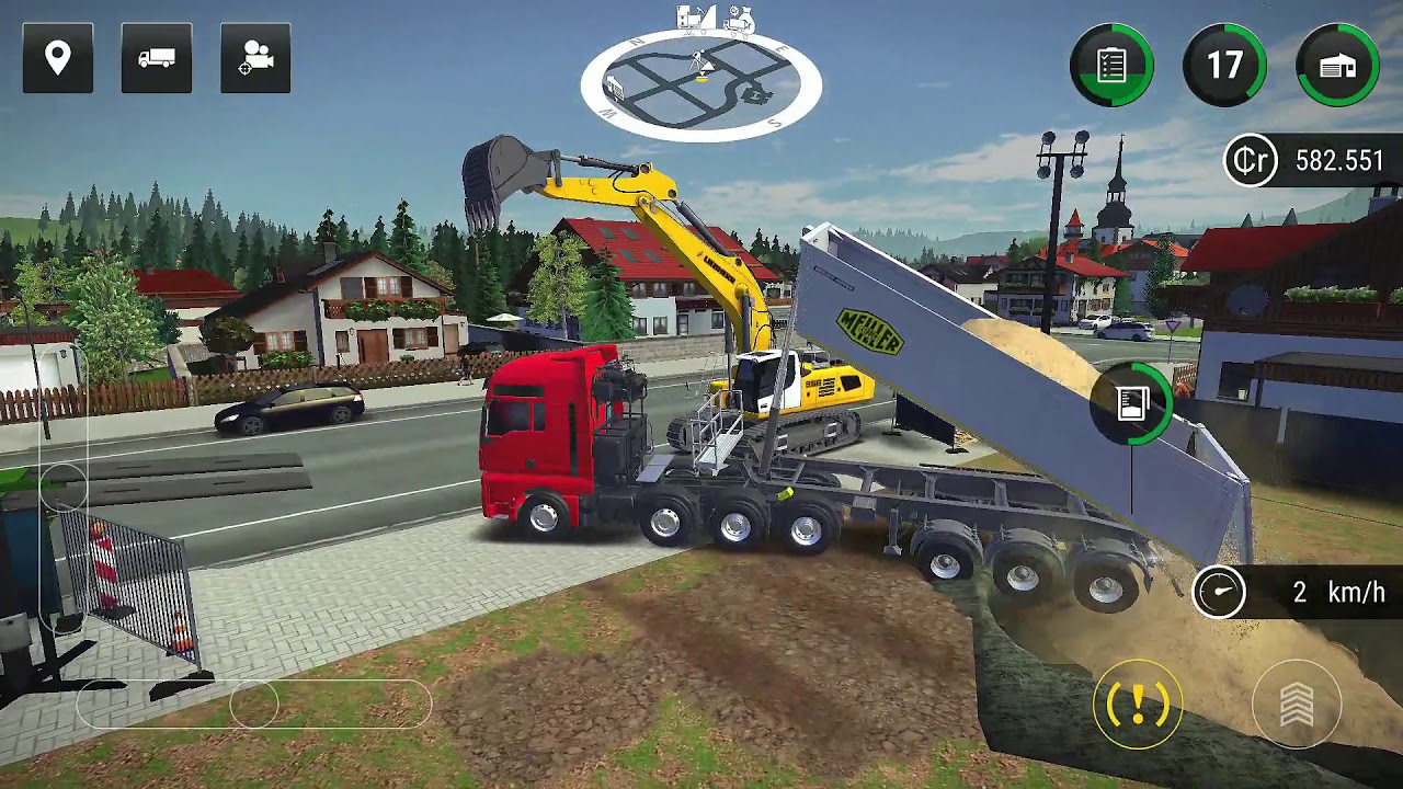 Construction Simulator 3 #5 HD