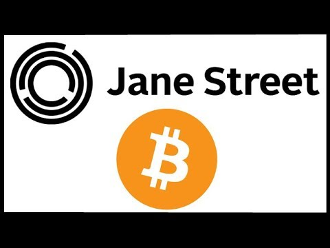 Wall Street Firm Jane Street Capital Includes Bitcoin In Traded Assets - $13 Billion Daily!