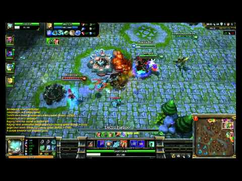 видео: [league of legends] Школа фифти