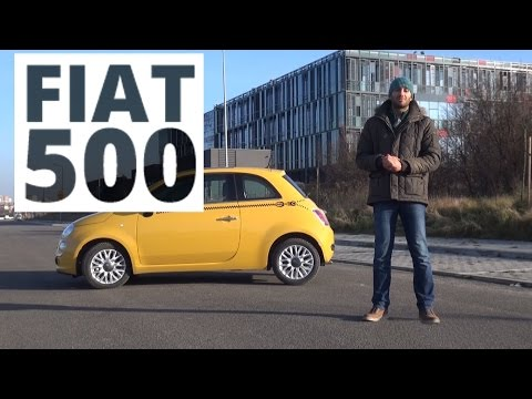 Fiat 500 1.3 MultiJet 95 KM, 2014 – test AutoCentrum.pl #151