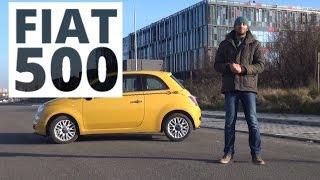 Fiat 500 1.3 MultiJet 95 KM, 2014 test AutoCentrum.pl 151