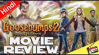 GOOSEBUMPS 2 : Movie Review [Explained In Hindi]