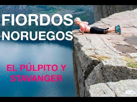 Fiordos noruegos: de Stavanger al Púlpito - NORUEGA