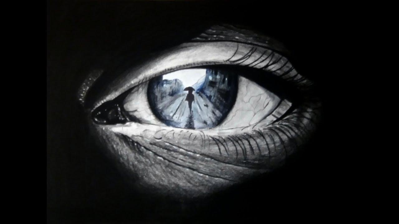 Dessin D Un Oeil Réaliste Draw A Realistic Eye