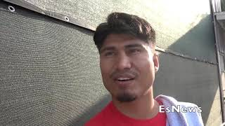 Mikey Garcia On Errol Spence Fighting Canelo & Canelo Vs Jacobs Fight EsNews Boxing