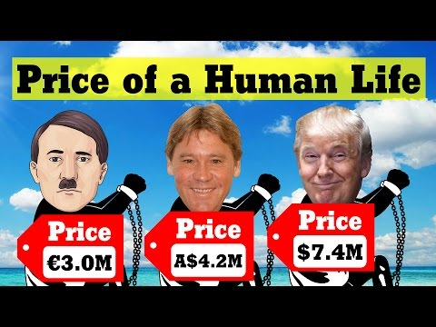 The Price of a Human Life