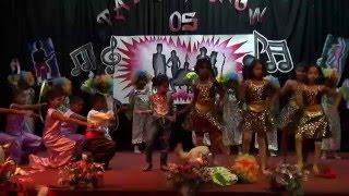 IELC Kandy Talent Show 5 (Kids Hindi Song)