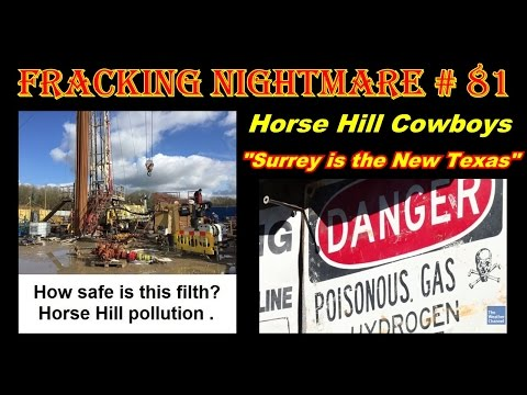 "Fracking Nightmare - Episode 81 : ""Surrey is the New Texas"""