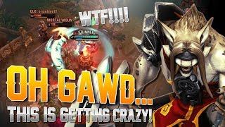 THIS IS ABSURD DAMAGE!! Vainglory [5v5] Ranked - Glaive |WP| Top Lane Gameplay