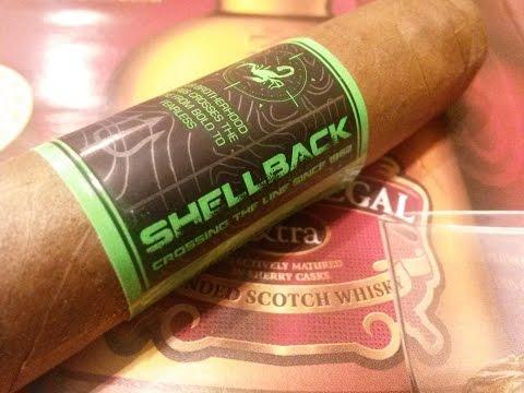 Camacho Shellback   Cigar Review   LeeMack912