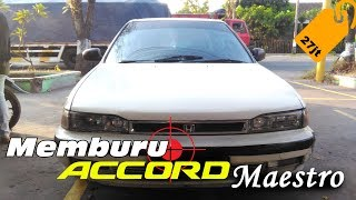 [10.87 MB] Memburu Mobil Impian: Accord Maestro Matic th90.