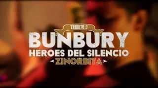 11/12/2015 Tributo a Bunbury - Heroes del Silencio