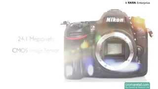 Nikon D7100 24.1 MP Digital SLR Camera (16-85 mm)