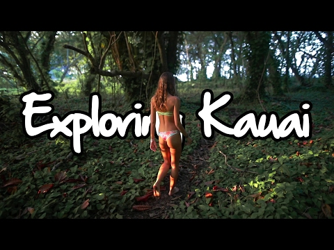 Hanging out with MAX and exploring Kauai (Lights Down Low)