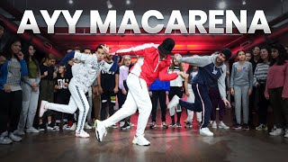 Tyga - Ayy Macarena | Dance Choreography