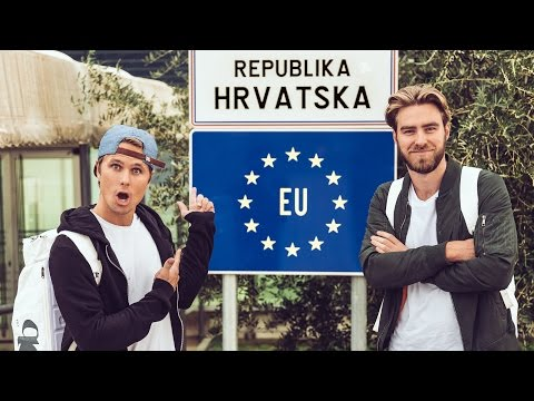 WELCOME TO REPUBLIKA HRVATSKA | VLOG 207