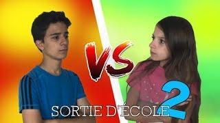 SORTIE D'ÉCOLE 2 !!! École VS école à la maison // Lévanah&Family thumbnail