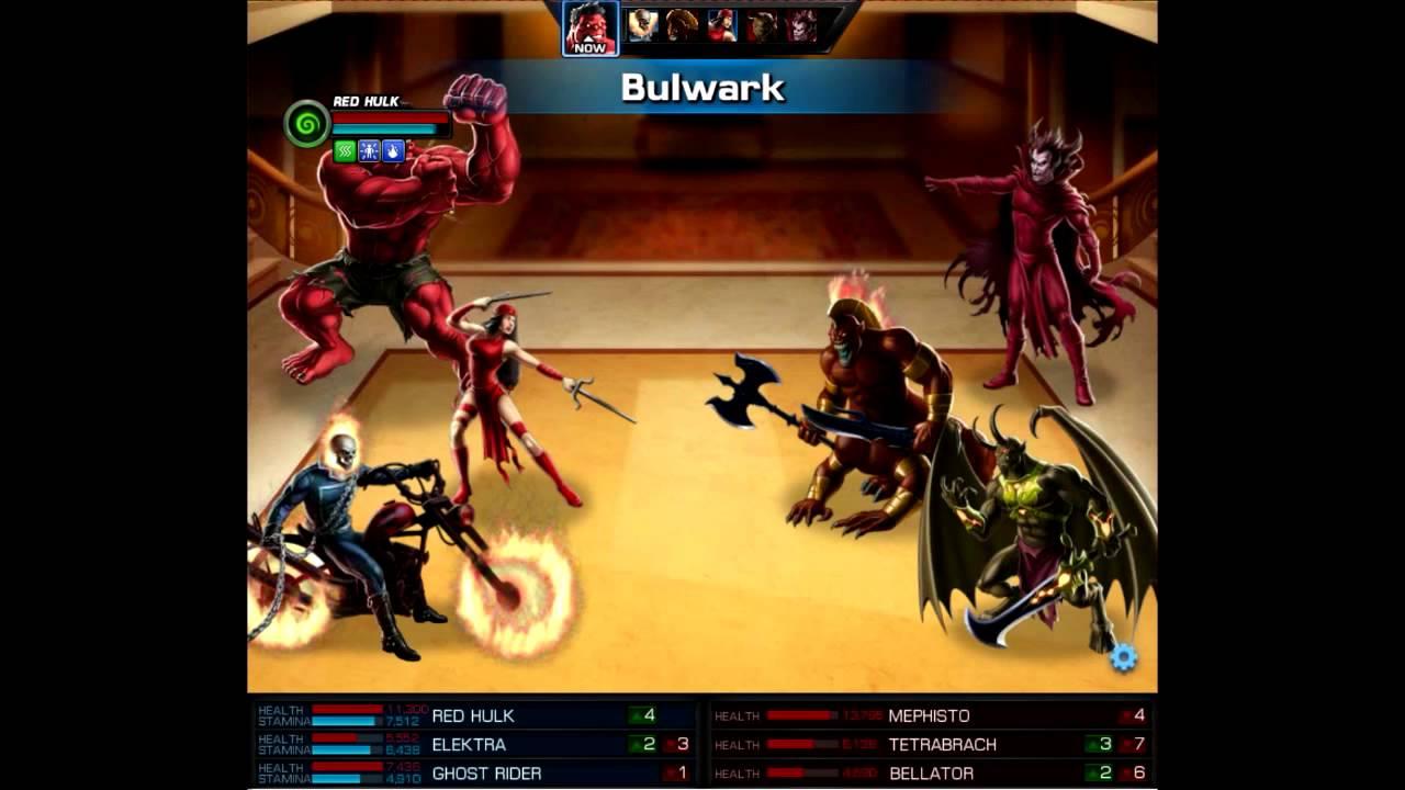 Marvel Avengers Alliance heroic battle season 2 chapter 9 ...