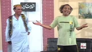 Best of Aman Ullah, Mastana & Ashraf Rahi - PAKISTANI STAGE DRAMA FULL COMEDY CLIP